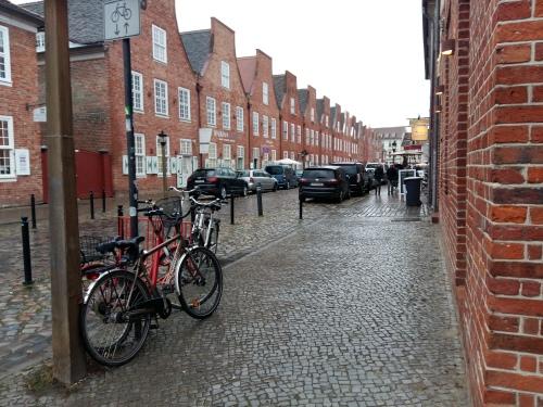 Hollandisches Viertel (Hollanda evlerinin olduğu mahalle)